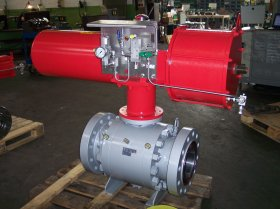 BALL VALVES & SHUTDOWN VALVES - Engimat International